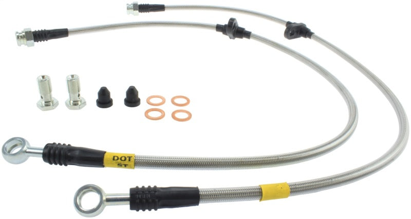 StopTech 96-04 Acura RL Stainless Steel Front Brake Lines