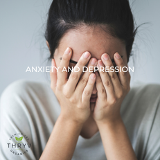 CBD for Anxiety and Depression Thryv Organics