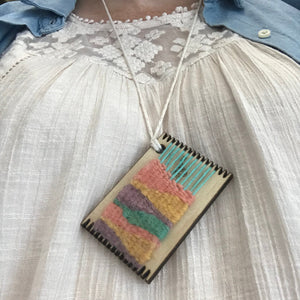 CraftSanity™ Mini Tapestry Necklace Loom