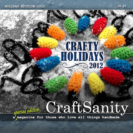 CraftSanity Holiday Special Edition 2012 PDF