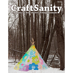 SALE! CraftSanity Magazine Issue 10 Print Edition