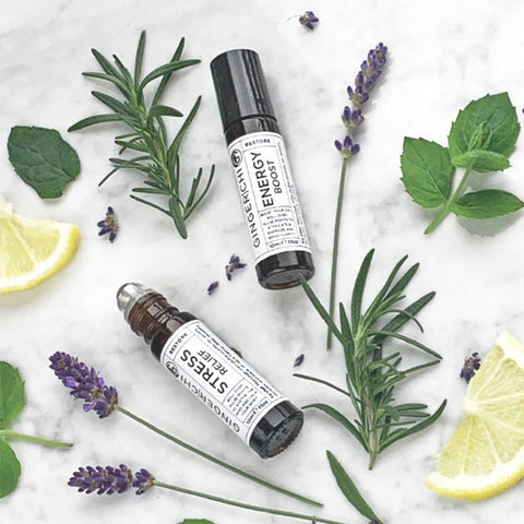 Stress Relief Aromatherapy Duo