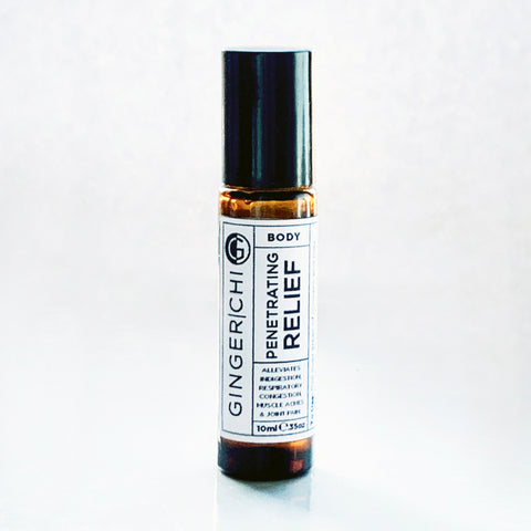 Pain Relief Treatment Oil Roll On