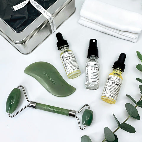 Complete Jade Anti-Aging Therapy System