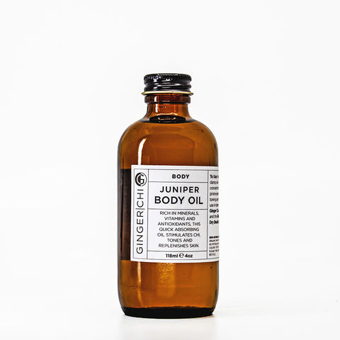Juniper Toning Body Oil