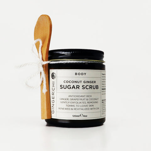 Revitalizing Body Sugar Scrub