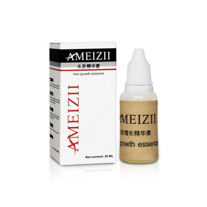 AMEIZII Andrea 20ml Ginger Extract Dense Hair Fast Sunburst Hair Growth Essence Restoration Hair Loss Liquid Serum Hair Care Oil