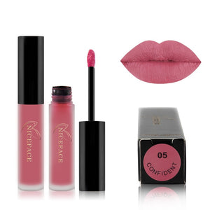 Sexy long lasting waterproof super matte lipstick moisturizing cream velvet lipstick makeup beauty A00180XX