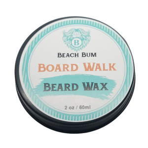 Boardwalk Wax - Beach Bum Beards Care