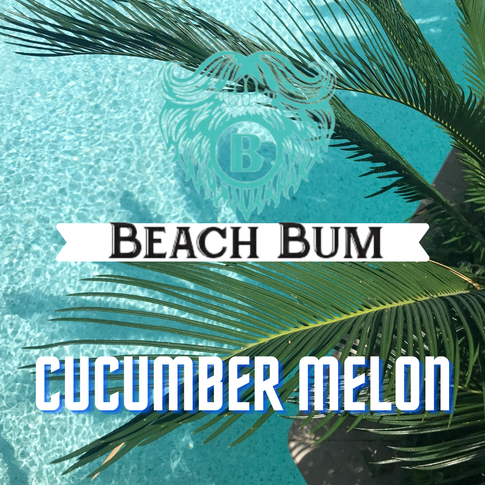 Beach Bum Babes Cucumber Melon - Beach Bum Beards Care