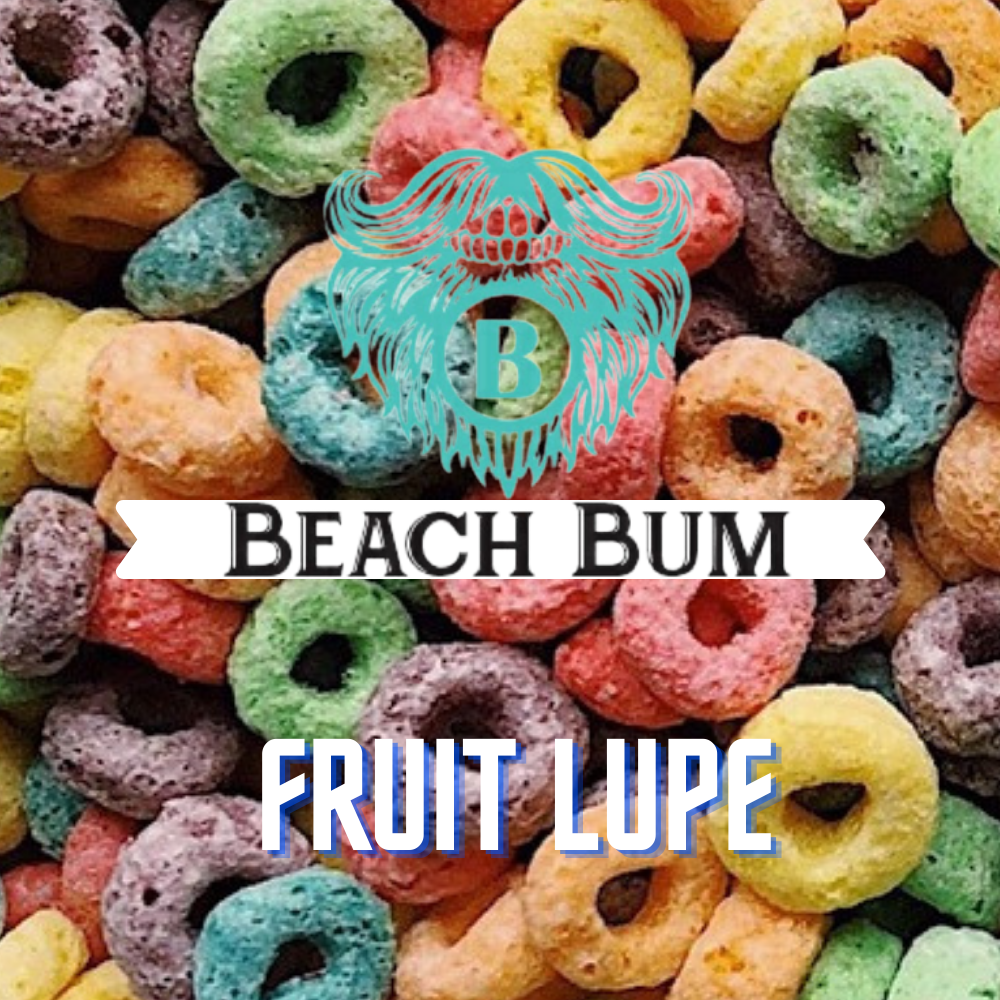 Beach Bum Babes Fruit Lupe - Beach Bum Beards Care