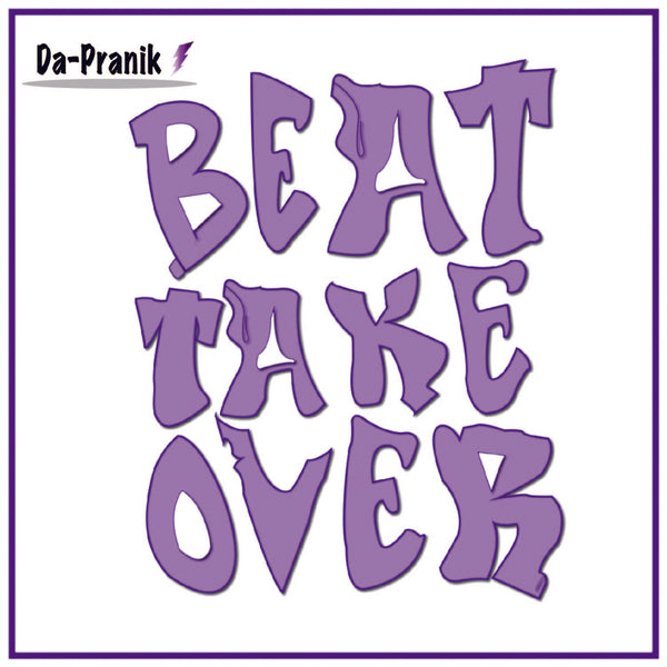 Beat Take Over CD Mixtape