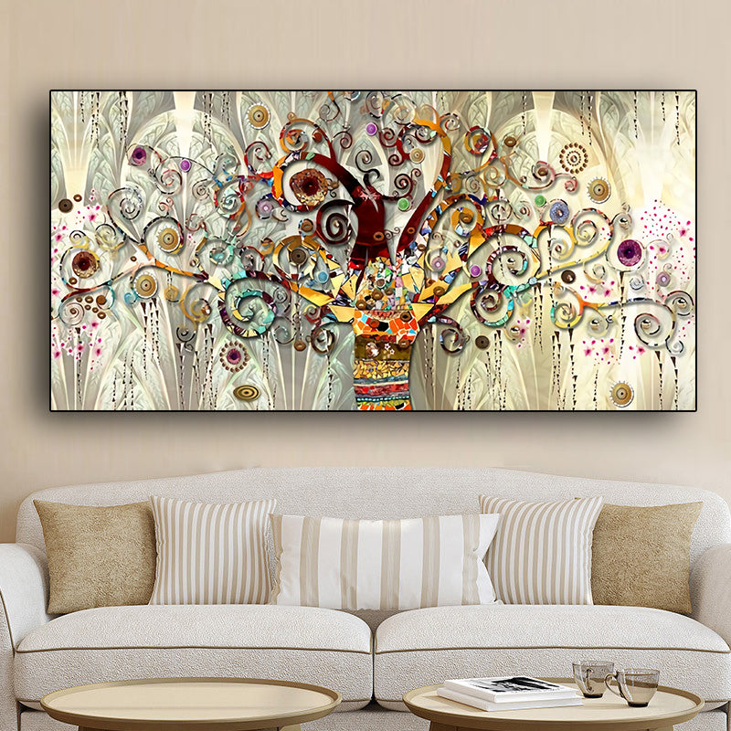 Tree of life Landscape Wall Art Canvas Art print Tree of life Landscape Wall Art Canvas
