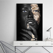 Sexy Lady Wall Art Canvas - OBELKIR