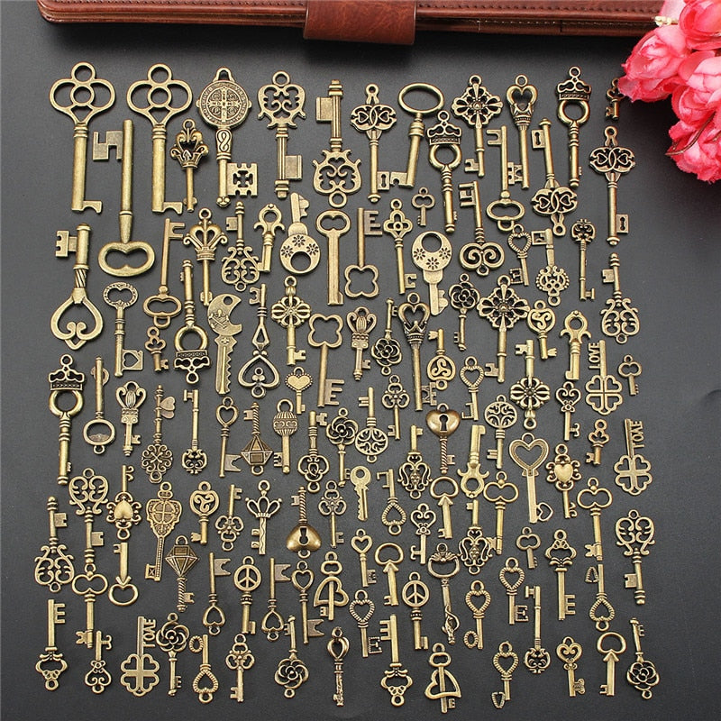 Antique Magic Keys (125Pcs) Antique Antique Magic Keys (125Pcs)