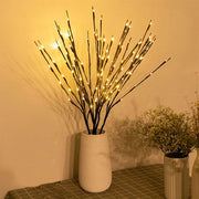 Floral LED Willow Branch - OBELKIR
