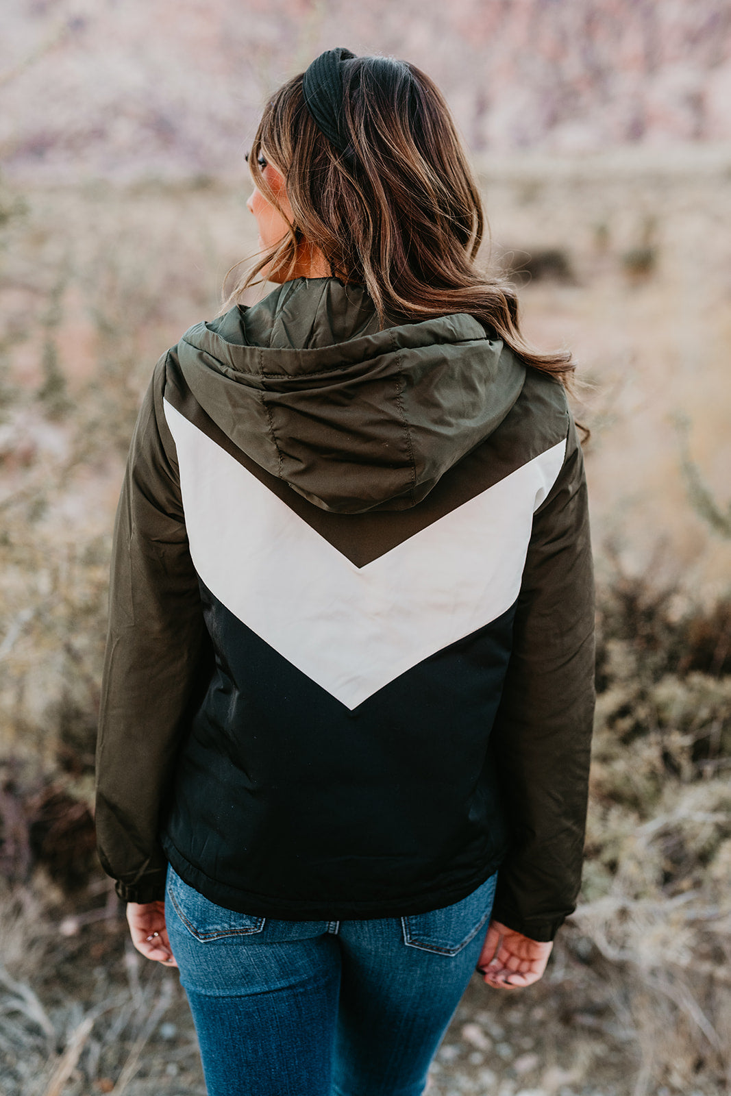 THE ROCKY MOUNTAIN JACKET IN OLIVE