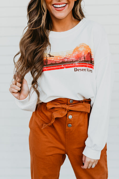 THE DESERT VIBES SWEATSHIRT