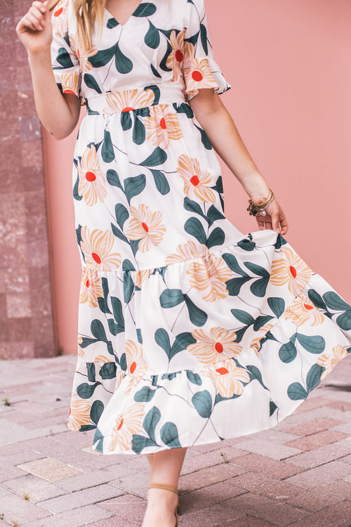 201cf5d029 THE KIANA FLORAL MAXI IN WHITE