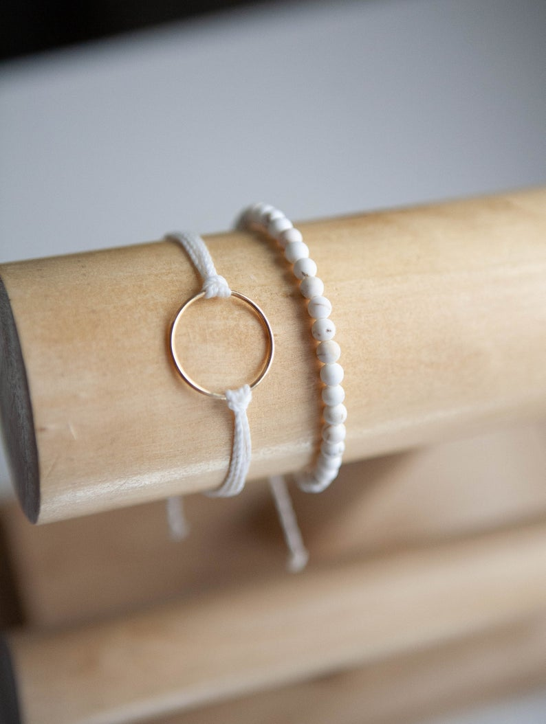 THE RING BRACELET BY BARE BRACELETS