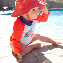 Chandail maillot de bain rash guard protection UV par Zoocchini