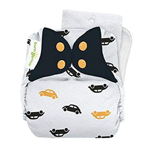 Couche à poche bumGenius 5.0 Original, Pepper- Le Chaton Vert Couches lavables - 4