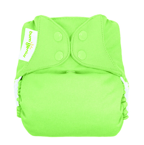 Ensemble de couches tout-en-un - bumGenius Freetime, - Le Chaton Vert Couches lavables
