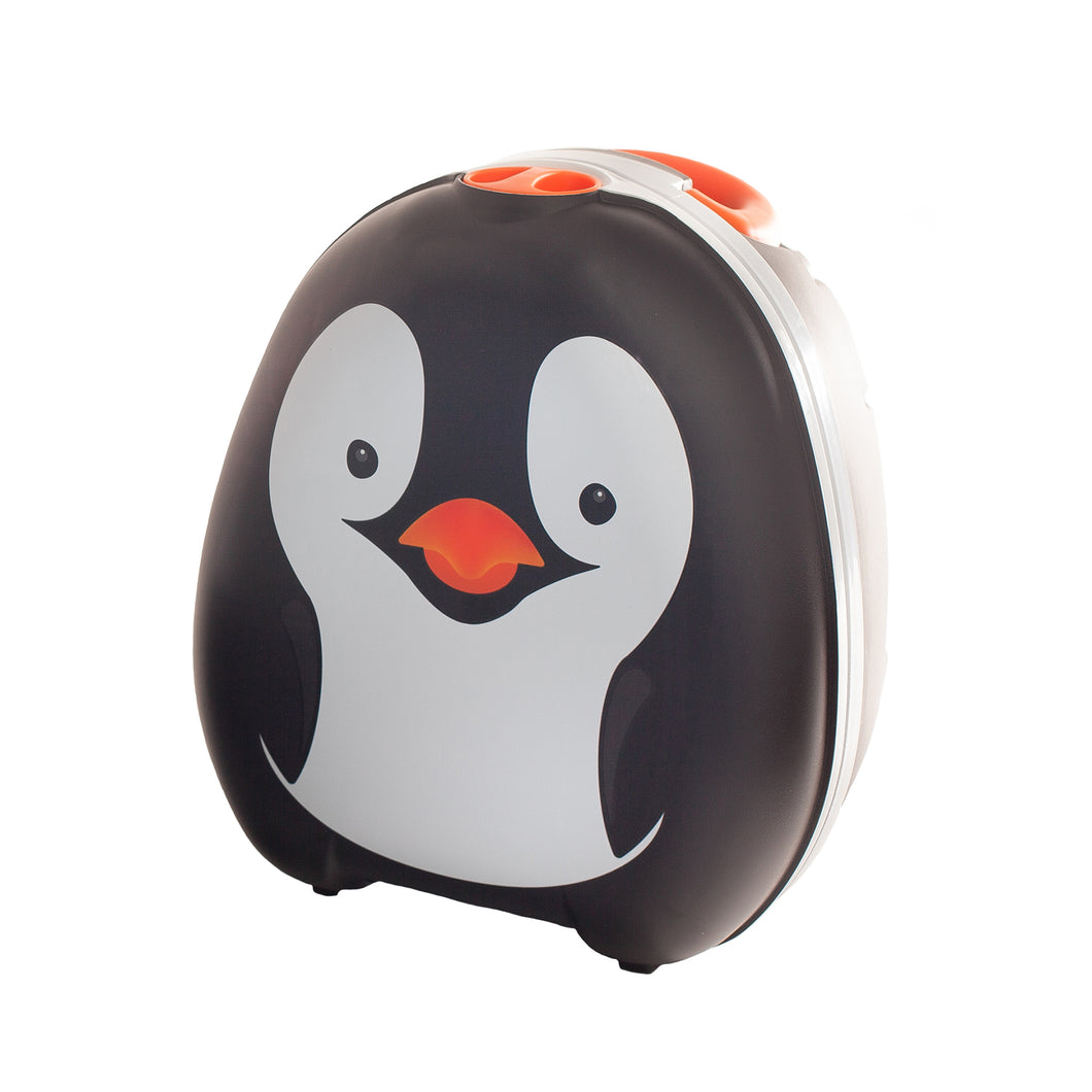 Petit pot portatif par My Carry Potty - Pingouin