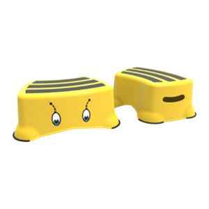 Petit tabouret portatif My Little Step Stool par My Carry Potty - Coccinelle