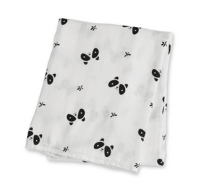 Doudou de mousseline de bambou par Lulujo - Collection moderne