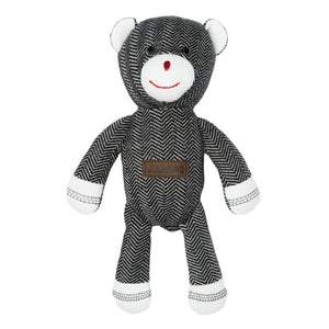 Rattle Bear Bear Black - Collection Cottage par Juddlies