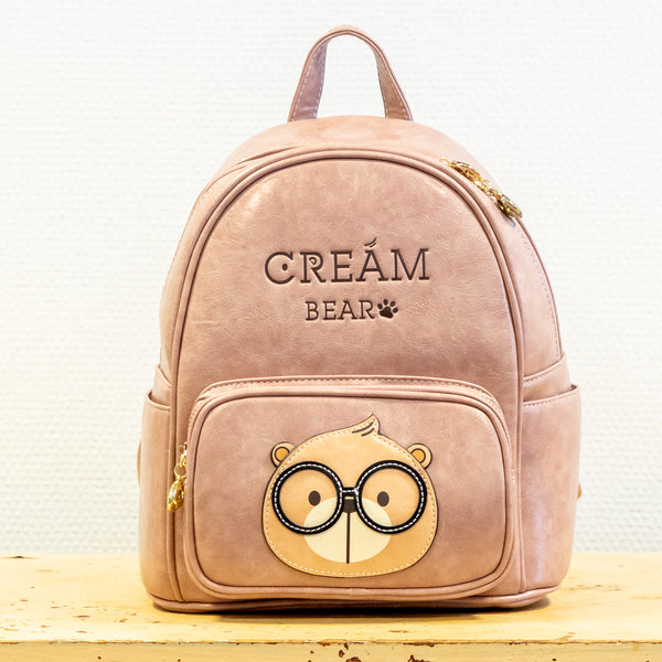 cream bear -reppu iso