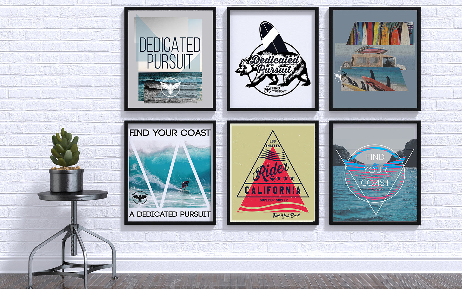 Find Your Coast Print Shop