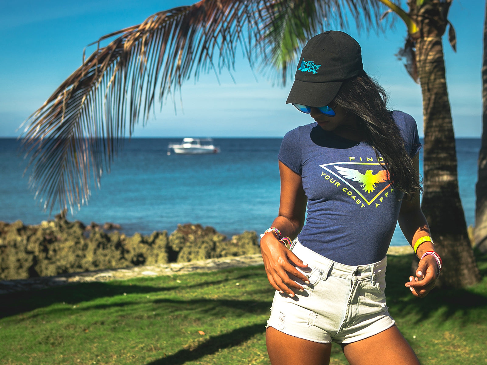 Find Your Coast Surf Beach Shirts