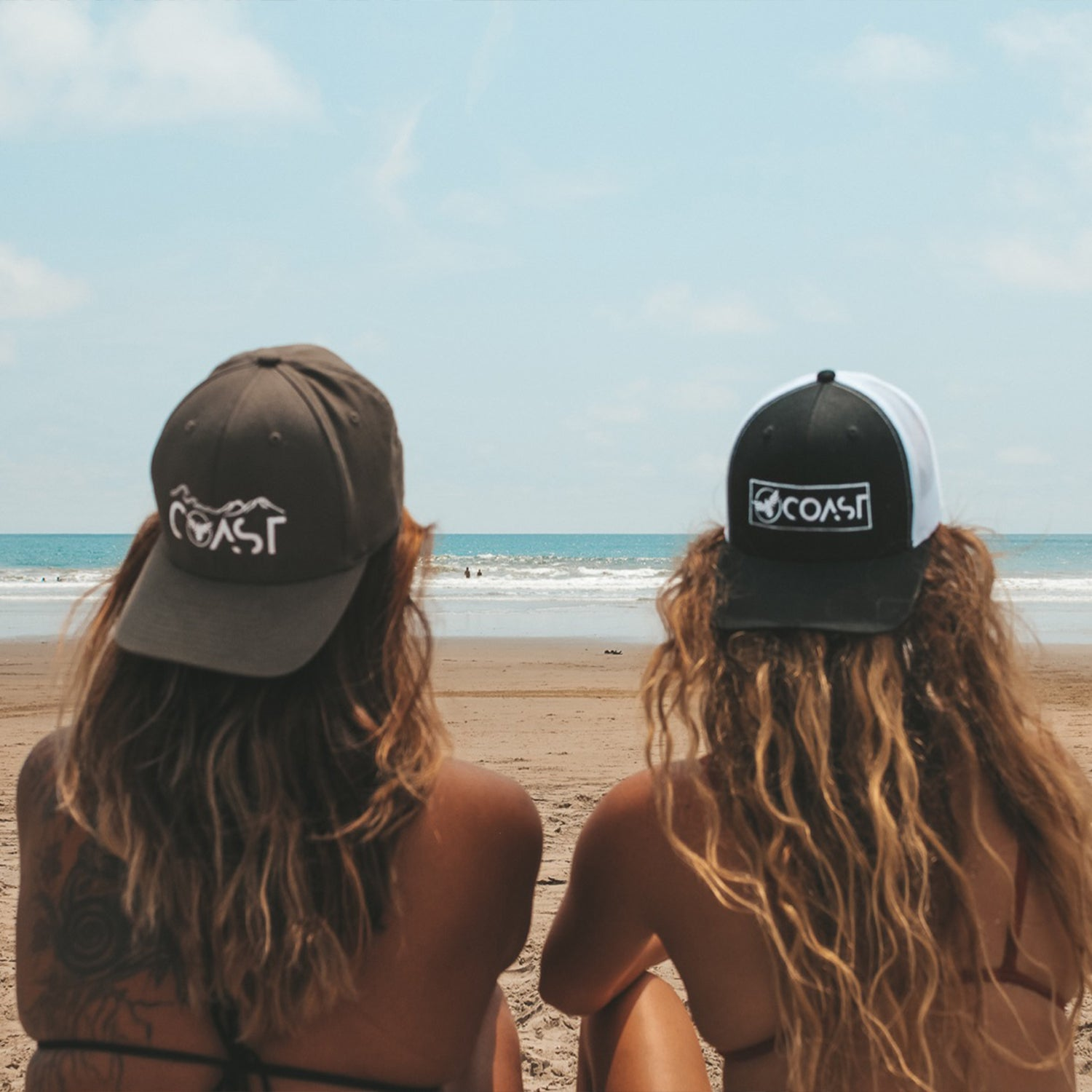 Find Your Coast Ocean Surf Hats
