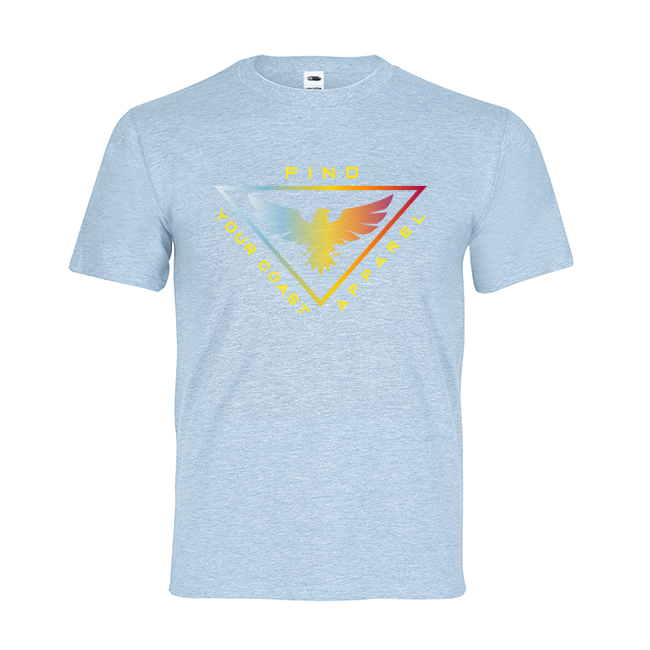 Youth Colorblast Triad Tees - Kids T-Shirt - Find Your Coast Supply Co.
