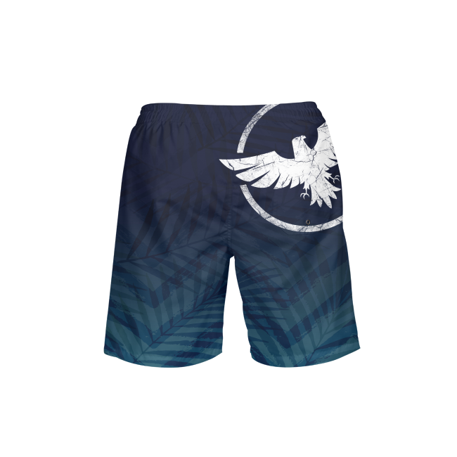 Men's FYC Breeze Beach Shorts UPF 40+ w/Lining - Find Your Coast Supply Co.
