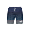 Men's Find Your Coast Adventure Stripe Beach Shorts UPF 40+ w/Lining - Find Your Coast Supply Co.