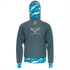Men's Find Your Coast Supply Co Sustainable Waterman Pullover Hoodie - Find Your Coast Supply Co.