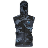 Men's Supply Co. Coast Camo Venture Pro Edition Sustainable Sleeveless Lake Tahoe Hoodie - Find Your Coast Supply Co.