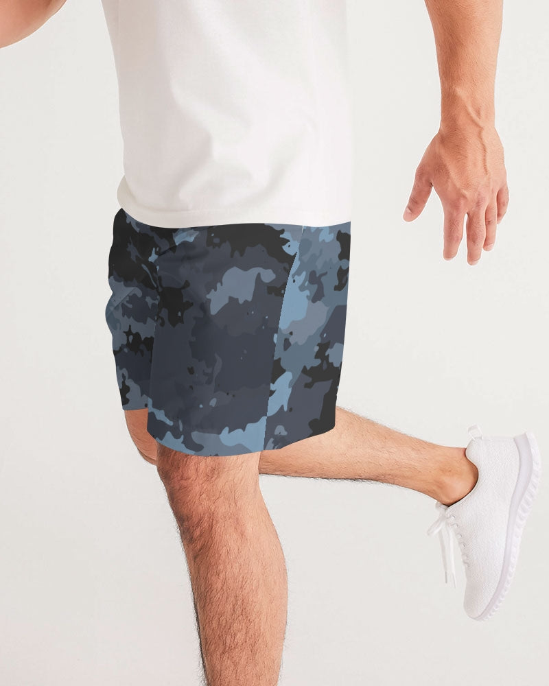 Men's Coast Camo Lightweight Sport Jogger Shorts - Find Your Coast Supply Co.