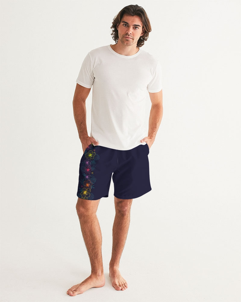 Men's FYC Supply Co. Jollies UPF Swim Trunk - Find Your Coast Supply Co.