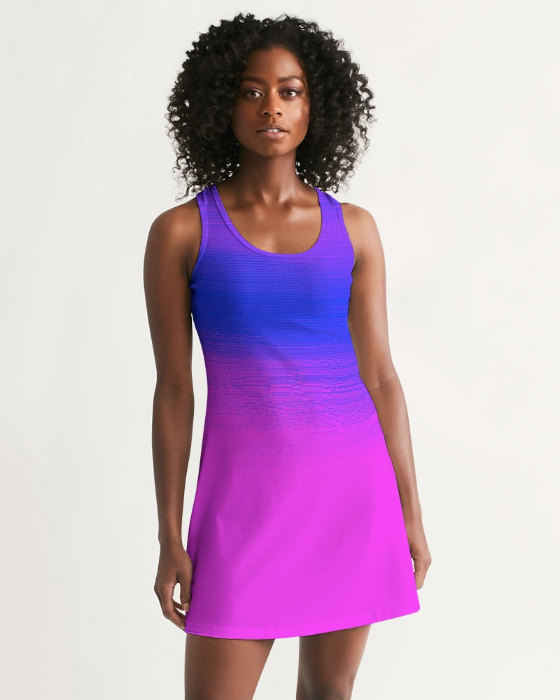 Women's Summer Eclipse Casual Racerback Dress - Find Your Coast Supply Co.
