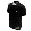 Men's Vintage Supply Co. Premium Comfort Embroidered Black Pocket Tees - Find Your Coast Supply Co.