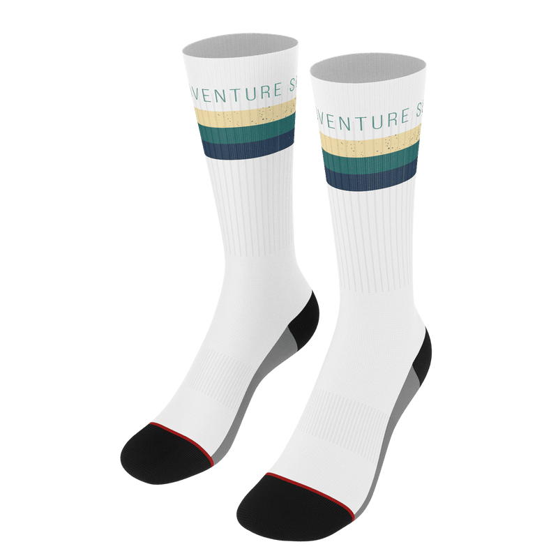 Find Your Coast Adventure Supply Co. Socks - Find Your Coast Supply Co.