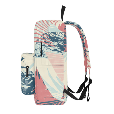 Find Your Coast Classic Backpack with Padded Straps - Find Your Coast Supply Co.