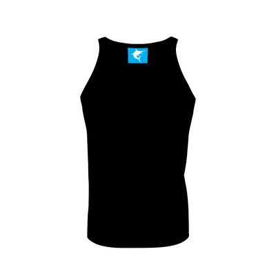 Men's Blue Coast Fishing Active Tank Top - Find Your Coast Brand