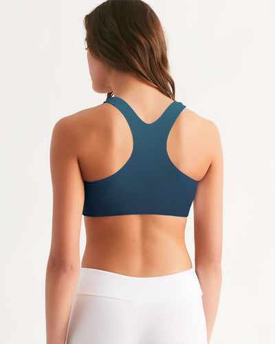 Women's Active Comfort California Seamless Sports Bra - Find Your Coast Supply Co.