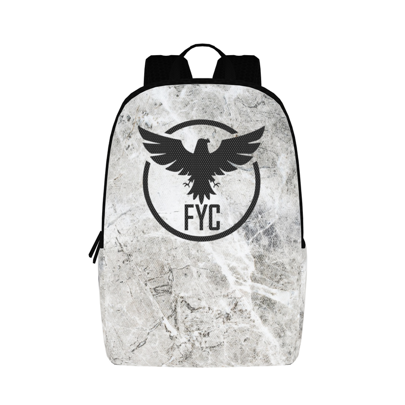 FYC Large Padded Backpack - Find Your Coast Brand