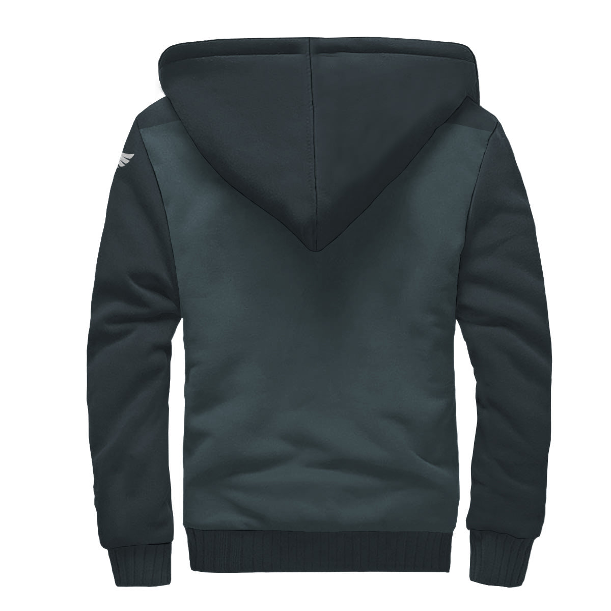Find Your Coast Colorblock Sherpa Lined Zip Up Hoodie - Find Your Coast Supply Co.